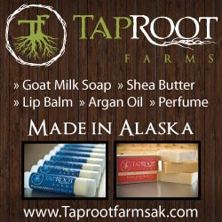 Alaska Made Bath & Body Line