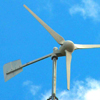 african wind power turbine