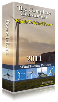 The complete consumers guide to wind power ebook