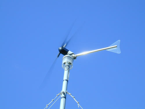 southwest windpower h-100 wind turbine furling