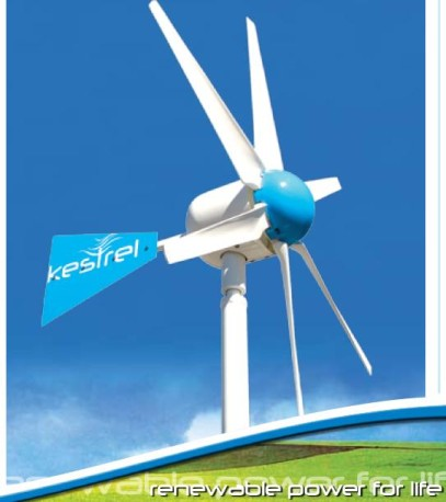 kestrel e160 wind turbine