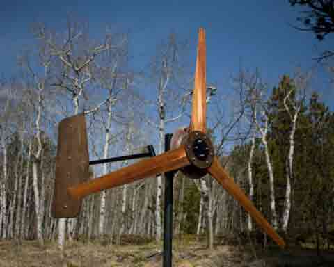 otherpower wind turbine kit