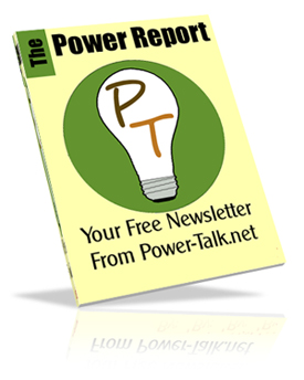 power-talk.net newsletter