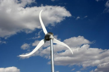 Southwest windpower Skystream 3.7 wind turbine