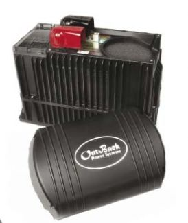 vented outback inverter