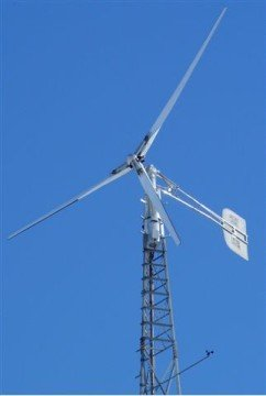 Jacobs wind turbine
