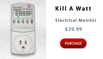 kill a watt electric monitor purchase