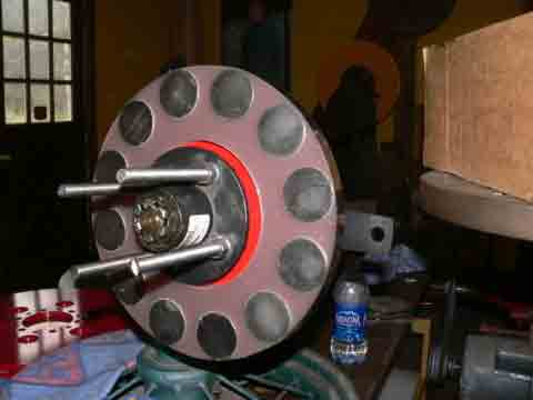 otherpower wind turbine magnet rotor