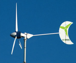 xzeres 110 and 442 wind turbine